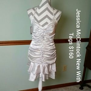 New Jessica McClintock size  6 dress